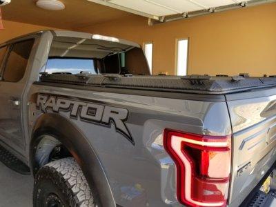 Diamondback Bed Cover Ford Raptor Forums