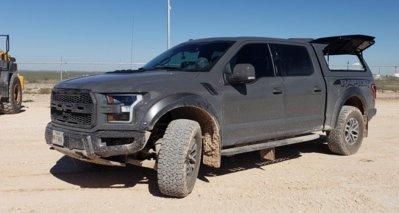 Gen 2 Camper Shell Ideas Needed Ford Raptor Forums