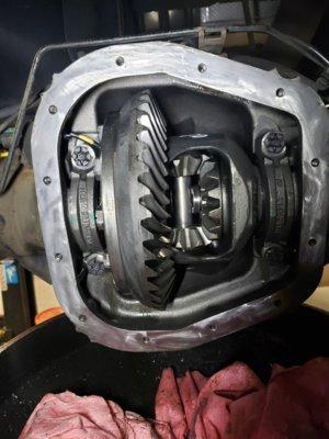 rebuild rear differential near me