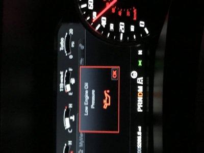 Low engine oil pressure   Ford Raptor Forums